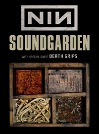 NIN / Soundgarden - Tour