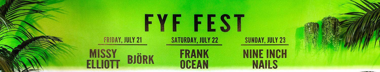 FYF Fest Logo